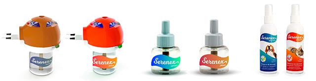 serenex productos