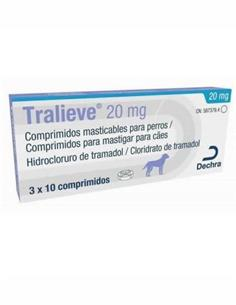 Tralieve 20 mg. 30 comp.