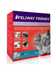 Feliway Friends Difusor + Recambio 48 ml.