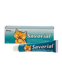 Savorial Malta pasta oral tratamiento bolas de pelo gatos 20 g.