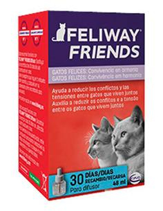 Feliway friends Recambio 48 ml. 3 uds.