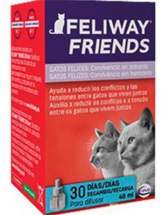 Feliway Friends Recambio 48 ml.