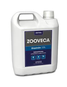 Zooveca Antiparasitario externo Uso Ganadero 5 L.