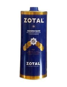 Zotal G Desinfectante Hábitat Uso Ganadero 500 gr.