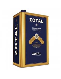 Zotal Z  Desinfectante Hábitat Uso Ganadero 10 kg.