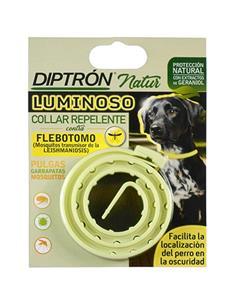 Diptron Natur Collar Repelente Luminoso