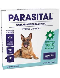 Parasital antiparasitario perros grandes 3 pip.