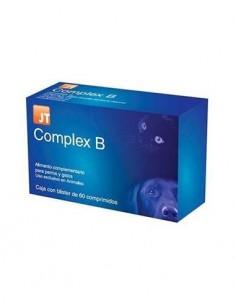 JT Complex B vitaminas perros y gatos 60 comp.