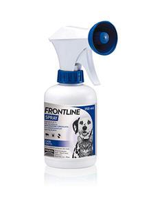 Frontline 250 ml. spray antiparasitario perros y gatos