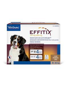 Effitix XL perros 40-60 kg. 1 pip.