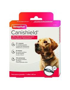 Canishield Collar Antiparasitario Perro grande 65 cm.