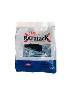 Ratatack Cebo Fresco raticida 150 g.