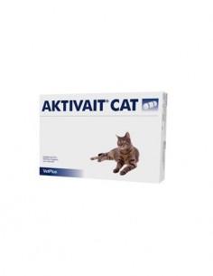 Aktivait deterioro cognitivo gatos 60 caps.