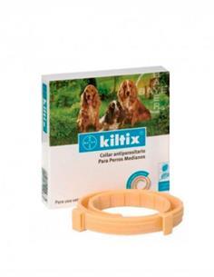 Kiltix Collar antiparasitario perros Medianos