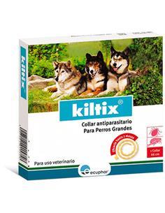 Kiltix Collar antiparasitario perros grandes