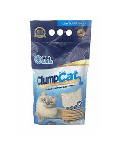 Arena Bentonita Aglomerante para gato Clumpcat 5 l.