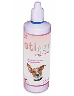 Otinet solución limpieza de oídos perros y gatos 125 ml.