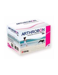 Arthrobon regenerador articular perros 60 comp.