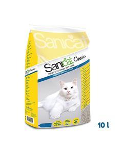 Arena para gato Sanicat Classic Prof. 10 l.