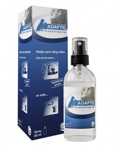 Adaptil spray tranquilizante perros 60 ml.