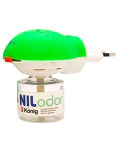 Nilodor desodorante ambiental mascotas Difusor + Recambio 40 ml.