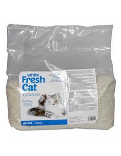 Arena Aglomerante para gato Fresh Cat 5 kg.
