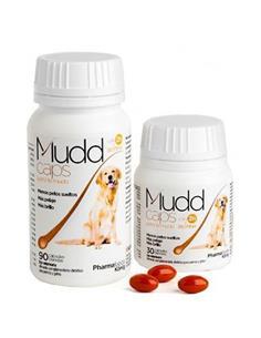 Mudd Caps Muda perros y gatos 30 cap.