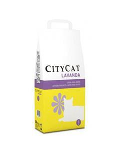 Arena con lavanda para gato City Cat