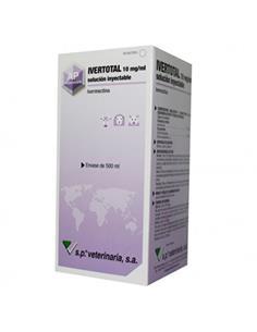 Ivertotal inyectable 250 ml.