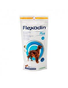 Flexadin Plus Maxi articular perros medianos y grandes 30 premios