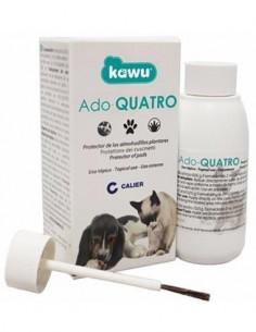 Ado QUATRO S cuidado de las almohadillas perros y gatos 70 ml.
