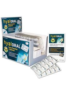 Hyaloral osteoarticular razas pequeñas y medianas 270 comp.