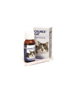 Calmex tranquilizante gato 60 ml.