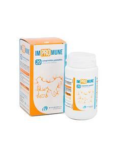 Impromune suplemento vitamínico perros y gatos 20 comp.