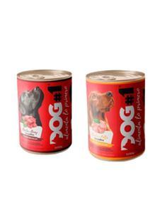 DOG-1 HUMEDO pollo y cereales 1230gr