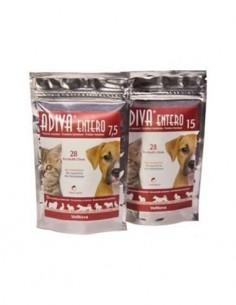 Adiva Entero 7,5 protector intestinal perros y gatos 28 premios