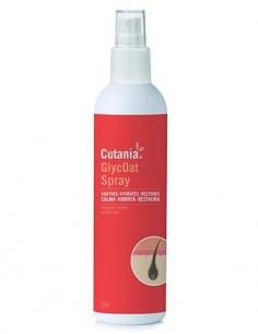 Cutania GlycOat spray piel de perros, gatos y caballos 236 ml.