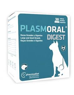 Plasmoral Digest Razas Grandes y Gigantes 30 sobres