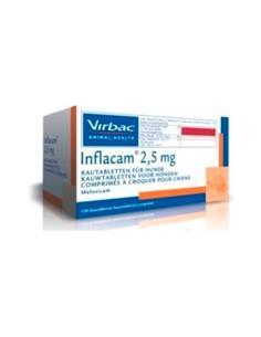 Inflacam 2,5 mg 100 comp