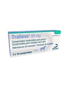 Tralieve 80 mg. 30 comp.