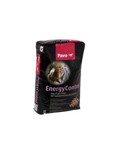 Pavo Energy control pienso de alta energía caballos  20 kg.