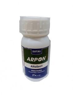Arpón Alfasect 250 ml.
