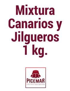Mixtura Canarios y Jilgueros 1 kg.