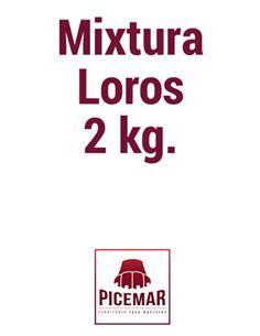 Mixtura Loros 2 kg.