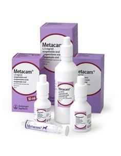 Metacam suspensión oral perros 10 ml.