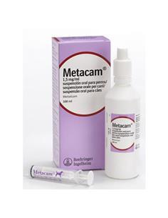 Metacam suspensión oral perros 100 ml.