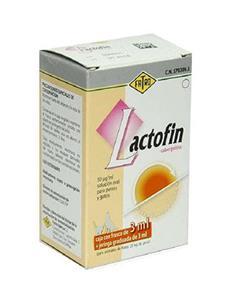 Lactofin pseudogestación y lactancia perras y gatas 3,7 ml.
