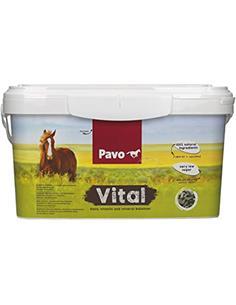 Pavo Vital suplemento vitamínico caballos 8 kg.