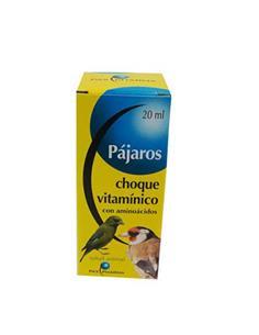 Choque Vitaminico Lafi 20 Ml.