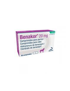 Benakor 5 mg. 98 comp.